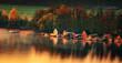 Bootshäuser Krakow am See