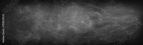 Obraz Blackboard or chalkboard - fototapety do salonu