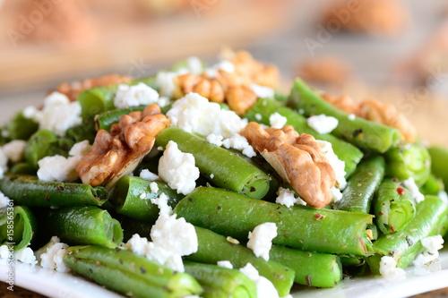 Amazing Simple Green Beans Salad Green Beans Warm Salad With Home Interior And Landscaping Analalmasignezvosmurscom