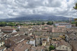 City of Lucca seen from the Torre Guinigi