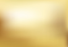 Vector Gold Blurred Gradient S...