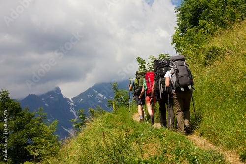 Valokuva  hiking