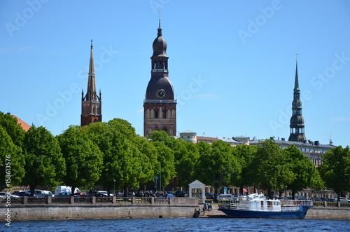 Fotografie, Obraz  Riga