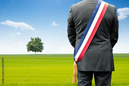 Fotografie, Obraz  campagne législative pouvoir politique maire diriger parti économie gagner vote