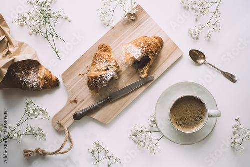 Foto  Frühstück / frühstücken