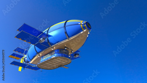 Photo 飛行船