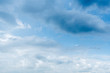clear blue sky,clouds with background