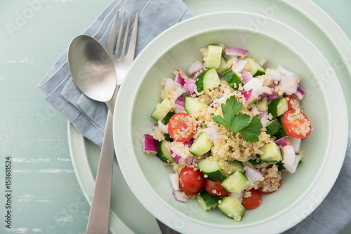 Wall Murals Ready meals キヌアのサラダ Quinoa Salad