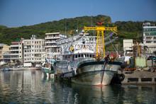 Taiwan Yeliou Fishing Port