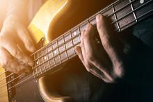 Live Rock Music Background, El...