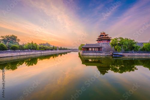 Foto op Aluminium Beijing Beijing, China Forbidden City