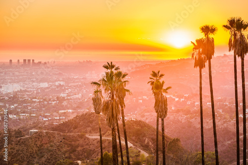 Photo  Griffith Park, Los Angeles, California, USA.