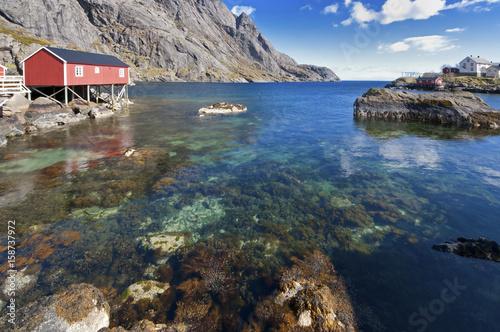 Poster Poolcirkel Norvège