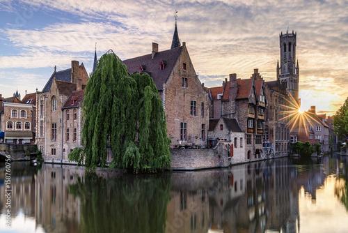 Fotobehang Brugge Brügge