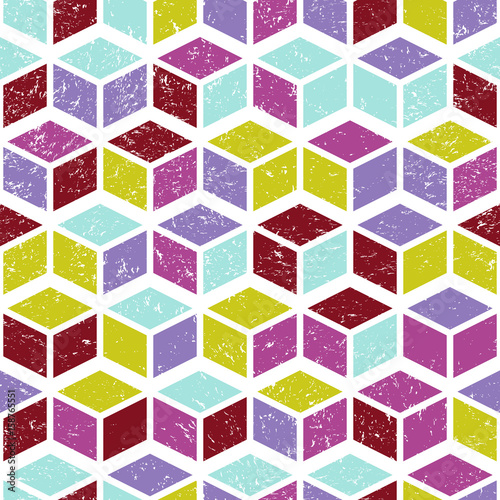 wektor-wzor-geometryczny-bez-szwu-powtarzajace-sie-abstrakcyjne-tlo-z-grunge-tekstury-vintage-jasny-graficzny-ornament-z-ksztaltami
