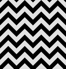 Zigzag Pattern Is In The Twin ...