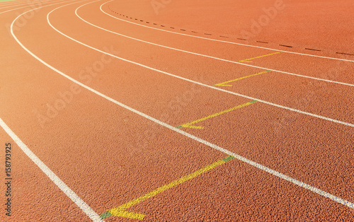 Zdjęcie XXL Pas startowy stadionu