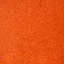 Orange Leather Texture For Background