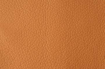 Fototapeta light brown leather texture for background