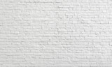 White old brick wall urban Background. - 158801723