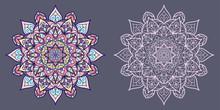 Kaleidoscopic Mandala