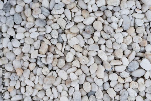 Foto op Plexiglas Stenen in het Zand tiny decoration stone texture