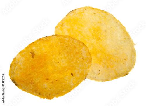 Tuinposter Kruiderij chips