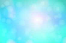 Turquoise Blue Purple Abstract...