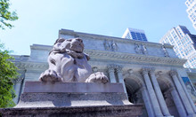 New York City Public Library. ...