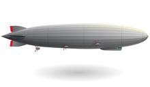 Legendary Huge Zeppelin Airshi...