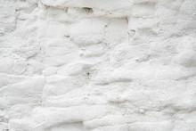 Craie Fond Matière Blanc Roche Calcaire Falaise Texture