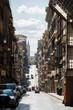 View of via Sistina in Rome