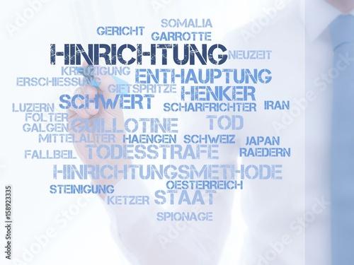 Fotografía  Hinrichtung