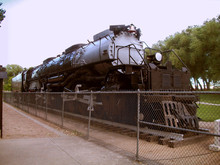 Union Pacific's Big Boy 4014 S...