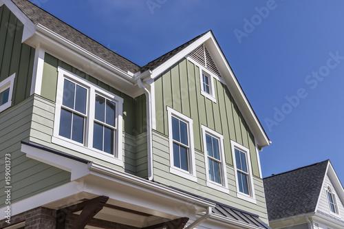Fotografie, Obraz  New model home