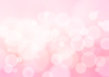 Abstract Pink Background, Vect...