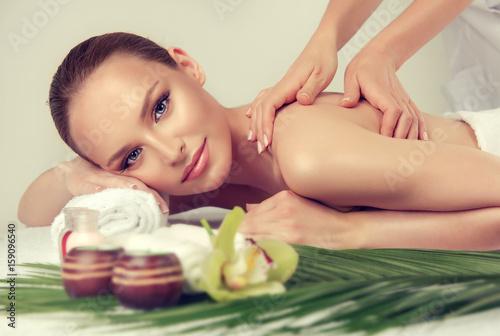 Massage Butefull Girl
