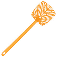 Classic Plastic Fly Swatter