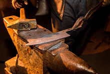 Forge, Anvil, Knife Making.