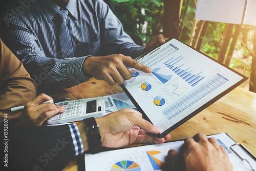 Fotografía  Business concept