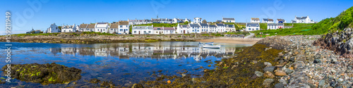 Stampa su Tela Portnahaven #5, Isle of Islay, Scotland