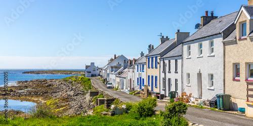 Obraz na plátně Portnahaven #2, Isle of Islay, Scotland