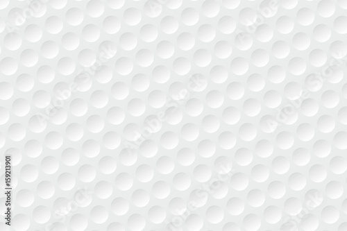 Fotografie, Tablou  Golf ball texture background