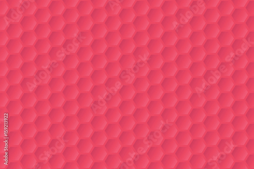 Valokuva  Red golf ball texture background