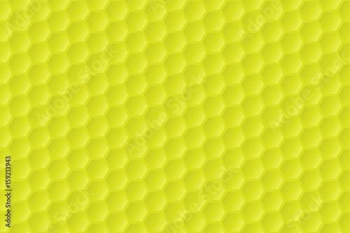 Valokuva  Yellow golf ball texture background
