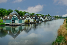 Almere Living With Water Victoria Regia Straat Street