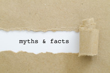 Myths And Facts Written Under ...