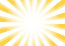 Sunburst Pattern Background. Vector Illustration