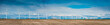 Leinwandbild Motiv Alberta Foothills Windfarm