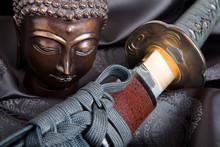 Buddha Versus Sword